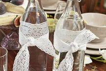 EKA bröllopsdekorationer