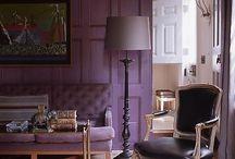 purple passion / by Jessica Claire Interiors