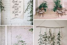 Herb wedding inspiration