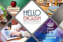 Hello English Nyelviskola Kecskemét / 2016 szeptember 19-én megnyílt a Kecskeméti nyelviskolánk. Ezen a táblán a Kecskeméttel kapcsolatos képeket osztjuk meg.