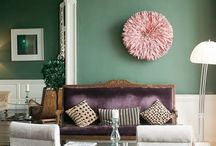 Color Ideas for MY HOME <3