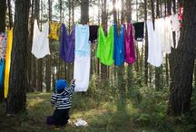 Stoffwindeln unterwegs - cloth diapers on the road