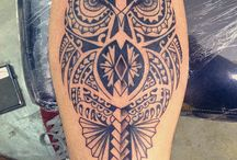Tatuagens para perna