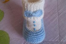 Baby and tot knits