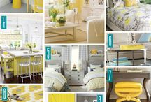 Spring Fever-  Colours of the season! / Get great colour inspirations for this season to decorate your home!