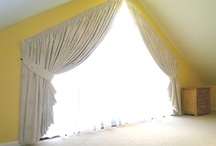 Classy Curtain's Projects / We like to post our Made to Measure Curtain and Blind work for people to get Soft Furnishing and interior Idea's. If you like our work please share it on your Facebook page also or Like our page, which is: www.Facebook.com/ClassyCurtainsLimited