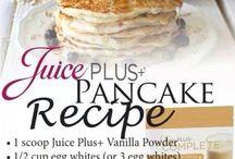 Juice Plus recipes