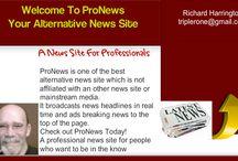 ProNews Headline Newsletter
