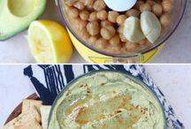 Hummus ,saus en dips