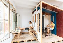 Co working spaces