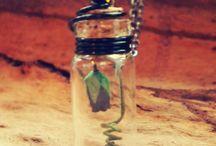 bottle / miniature bottle, миниатюрные бутылочки, кулоны, бижутерия, вдохновение