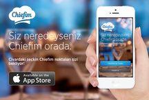 Chiefim App / Screenshot
