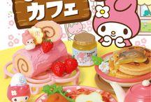 マイメロディ おうちカフェ / http://www.re-ment.co.jp/products/sanrio_mymelody_ouchicafe/index.html