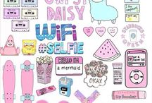 girly / #collection #pinboard #girly #pastel #pink