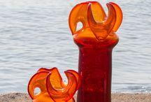 Polish glass _ 60-80s