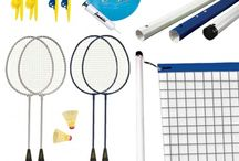 Badminton / Franklin's Badminton equipment includes everything you need to set up and play an exciting game of badminton with your family and friends. See more at: http://franklinsports.com/shop