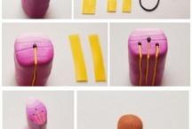 Polymer clay:))