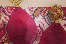 Petites Sansab / Pendientes moda invitadas flamenca