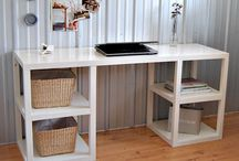 Ideal Craft Room / by Lindsay Gravlee