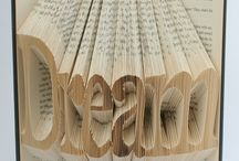 Book Art / Because books and words are beautiful.  / by Houghton Mifflin Harcourt Books