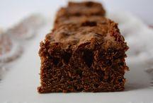 Recipes-Brownies / Dessert recipes - brownies