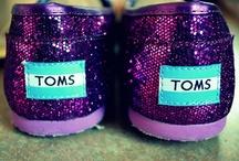 toms / by Faith Powell