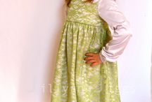 Sewing Clothes for Little Girls