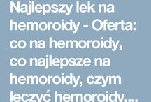 Najlepszy lek na hemoroidy