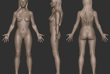 3D / 3D моделирование