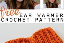 ear warmers/ head bands