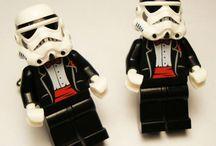 Lego / My favorite childhood toy. Still love it today. / by Haden Sasser