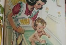 Vintage images / by Elaine Akers