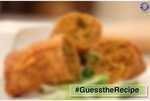 #GuesstheRecipe / Following our recipes religiously!  Then #GuesstheRecipes / by Rajshri Food