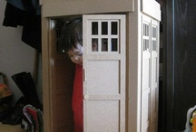 Doctor Who / by Ruth Kalinka