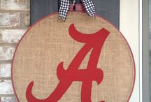 Roll Tide / by Dara Dodson-Cook