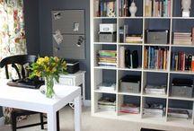Home Office / by Alyssa Gordon