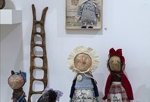 Творчество Dolls Crafts Creativity / идеи для творчества -куклы, поделки, креатив-нескучный досуг))