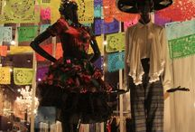 Day of the Dead Window Displays & Other Latin Themes / Displays with a with a Latin Flavor using manneqins Window Displays for Children's Stores. See our other Pinterest boards for creative visual merchandising ideas. If you need to buy a new or used mannequin, contact us at MannequinMadness.com / by Mannequin Madness