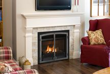 Valor Fireplaces - Horizon Series / The Horizon proudly showcases over 100 years of Valor experience accompanied by the latest advancements in state-of-the-art technology. / by Valor Fireplaces