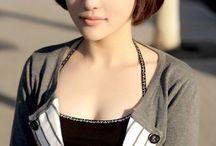 Model Rambut Wanita / Model Rambut Wanita yang terbaru dan dapat memabntu wanita tampil percaya diri