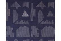 trykk og mønster