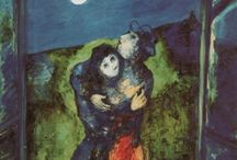 Painting. Marc Chagall