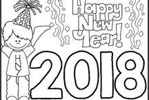 Nový rok aktivity