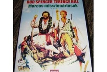 Bud Spencer and Terence Hill / These are my FAVORITE Bud Spencer and Terence Hill movies from my boyhood.  / by BIBLE WORLD