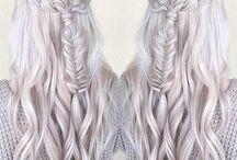 White Hair <3