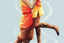Kai and jinora