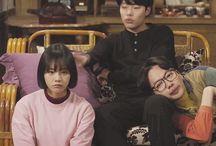 제 좋아하는 한국 드라마에서 사진들