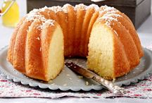 Trockener Kuchen