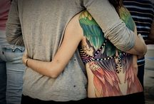 Tattoo Love / by Jenny Ryan