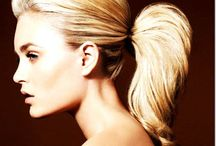 STYLES we LOVE! / hair styles...new and old!